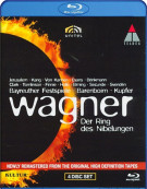 Wagner: Der Ring Des Nibelungen Blu-ray