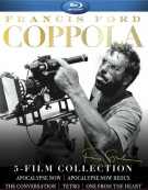 Francis Ford Coppola: 5 Film Collection Blu-ray
