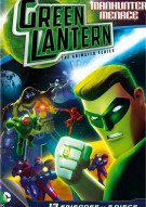 Green Lantern The Animated Series: Manhunter Menace - Season 1, Part 2 Movie