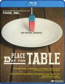 Place At The Table, A Blu-ray