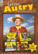 Gene Autry: Movie Collection 3 Movie