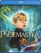 Pagemaster, The Blu-ray