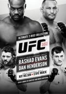 UFC 161: Evans Vs. Henderson Movie