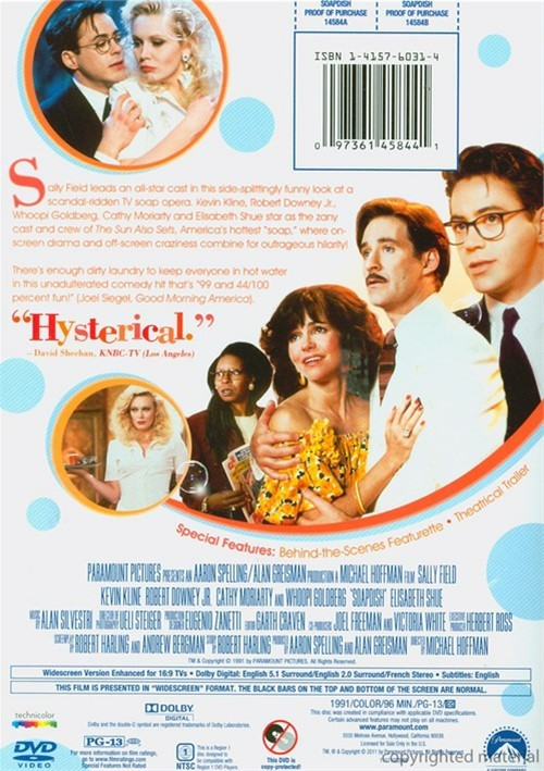Soapdish Dvd 1991 Dvd Empire