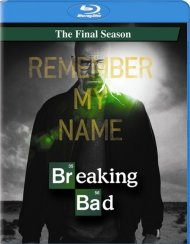 Breaking Bad: The Final Season (Blu-ray + UltraViolet) Blu-ray