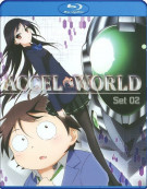 Accel World: Set Two Blu-ray