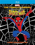 Spectacular Spider-Man, The: The Complete First And Second Season Blu-ray
