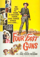 Four Fast Guns Movie