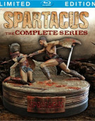 Spartacus: The Complete Series - Limited Edition Blu-ray