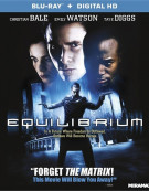 Equilibrium (Blu-ray + UltraViolet) Blu-ray