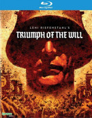 Triumph Of The Will Blu-ray