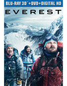 Everest (Blu-ray 3D + Blu-ray + DVD + UltraViolet) Blu-ray