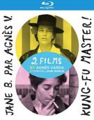 Jane B. Par Agnes V. / Kung-Fu Master! Blu-ray