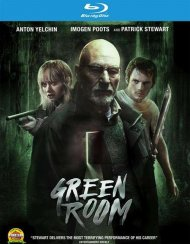 Green Room (Blu-ray + UltraViolet) Blu-ray
