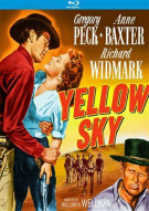 Yellow Sky (Blu-Ray) Blu-ray