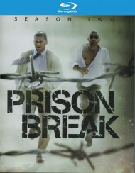 Prison Break: Season 2 (Repackage) Blu-ray