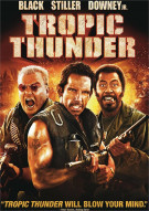 Tropic Thunder: (Directors Cut) Movie