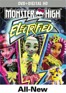 Monster High: Electrified (DVD + UltraViolet) Movie