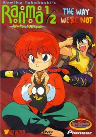 Ranma 1/2: Random Rhapsody - Volume 2 Movie