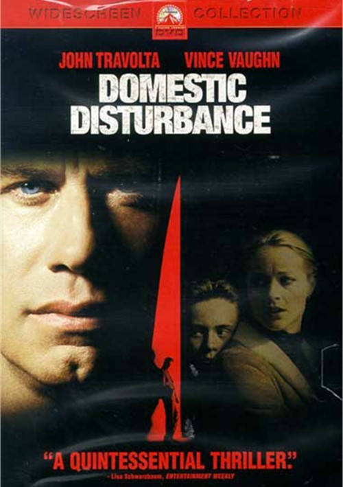 Domestic Disturbance Movie