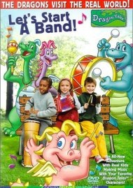 Dragon Tales: Lets Start A Band Movie