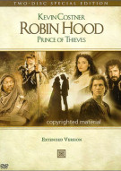 Robin Hood: Prince Of Thieves - Special Edition Movie