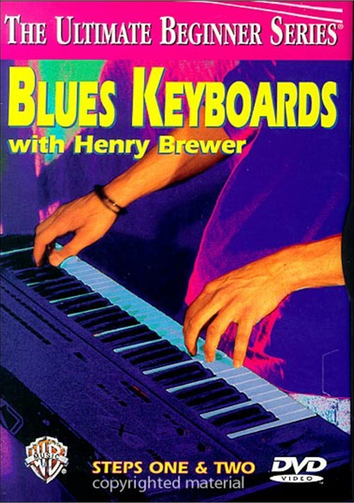Ultimate Beginner Series, The: Blues Keyboards Movie