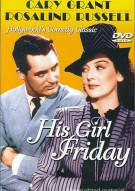 His Girl Friday (Alpha) Movie