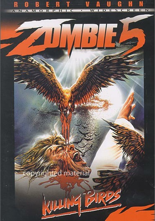 Zombie 5: Killing Birds Movie