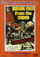 Radar Men From The Moon Movie