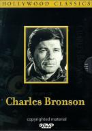 Charles Bronson: Cabo Blanco / U.S. Marshal / Chino / Man With A Camera/ Lola-The Witness (3 DVD Set) Movie