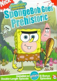 SpongeBob SquarePants: SpongeBob Goes Prehistoric Movie