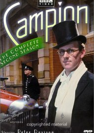 Campion: The Complete Second Season Movie