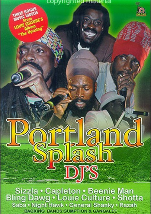 Portland Splash: DJs Movie