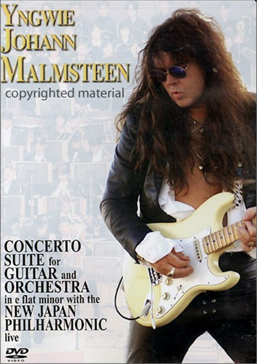 Yngwie Malmsteen: Concerto Suite For Electric Guitar And Orchestra Movie