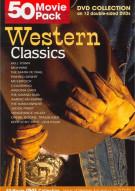 Western Classics: 50 Movie Pack Movie