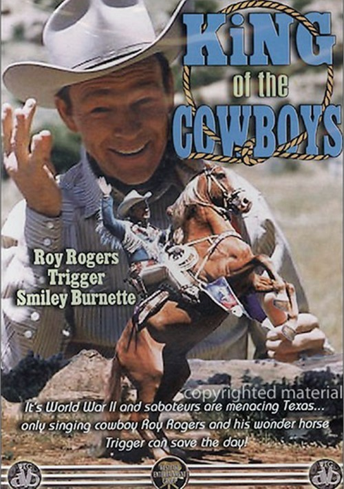 King of the Cowboys Movie