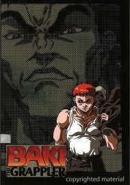 Baki The Grappler: 2nd Starter Set Movie