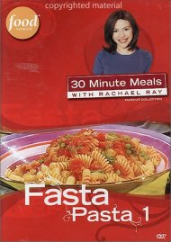 30 Minute Meals With Rachael Ray: Fasta Pasta 1 Movie