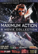 Maximum Action (8 Movie Collection) Movie