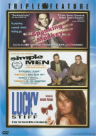 Spanking The Monkey / Simple Men / Lucky Stiff (Triple Feature) Movie