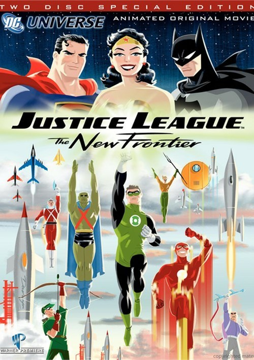 Justice League: The New Frontier - Special Edition Movie