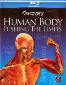Human Body: Pushing The Limits Blu-ray