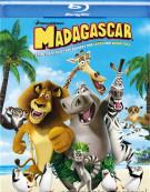 Madagascar Blu-ray