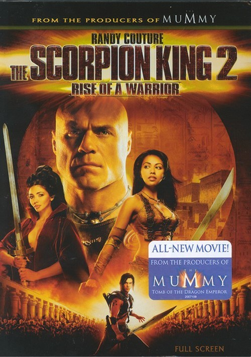 Scorpion King 2, The: Rise Of A Warrior (Fullscreen) Movie