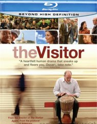 Visitor, The Blu-ray