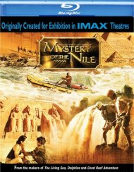 IMAX: Mystery Of The Nile Blu-ray