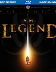 I Am Legend: Ultimate Collectors Edition Blu-ray
