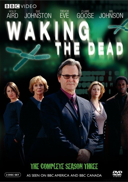 Waking The Dead: The Complete Season Three Movie