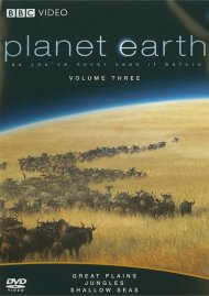 Planet Earth: Great Plains / Jungles / Shallow Seas Movie